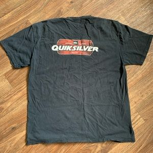 Quiksilver Vintage Worn Tee Men's XL